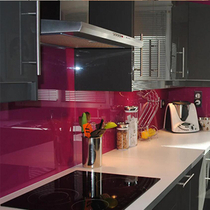 Tempered Painted Glass