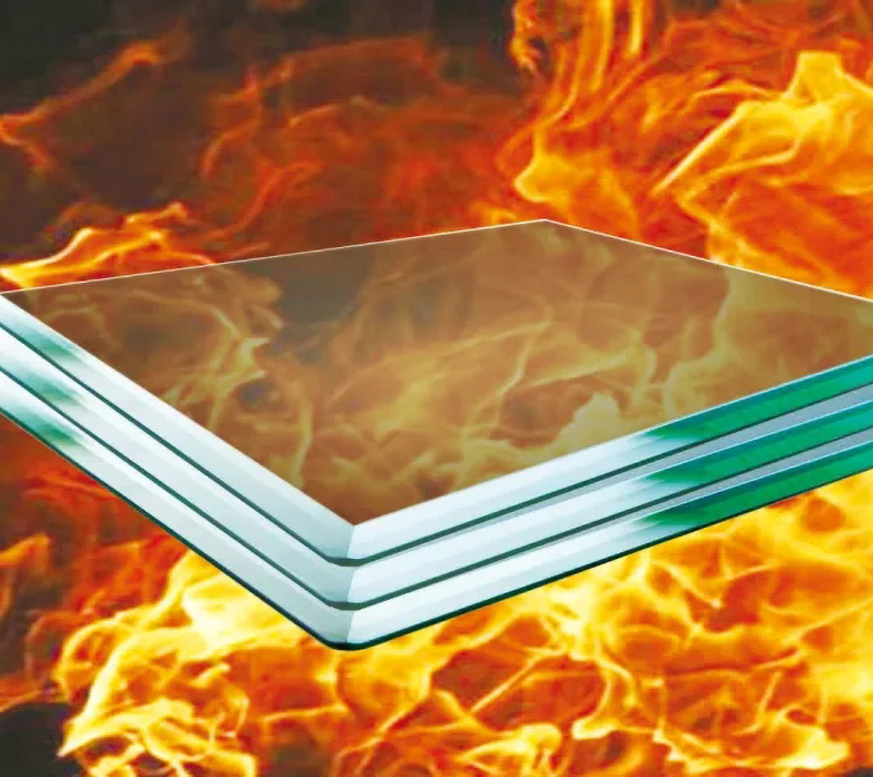 Hebei heatproof clear ceramic glass sheet fireplace glass