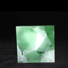Luck White translucent agate jade green glass hotel dressing table jade glass
