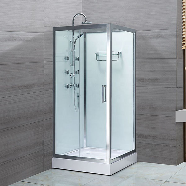 LUCK 8mm tempered glass for shower room made in China