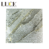 Chinese kitchen cheap glazed glass countertop
