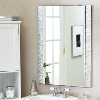 Refractable bathroom mirror, bedroom mirror custom