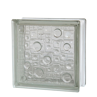 Interior design popular hollow glass block